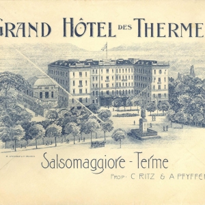 Album foto - Grand Hotel des Thermes